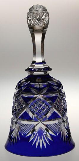 Blue Dorflinger Bell