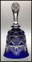 Value of Blue Dorflinger Bell
